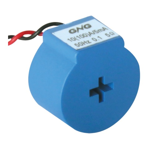 DC immune mini current transformer