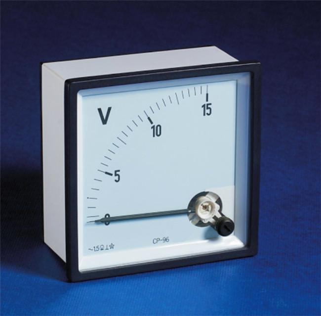 Ammeter Voltmeter